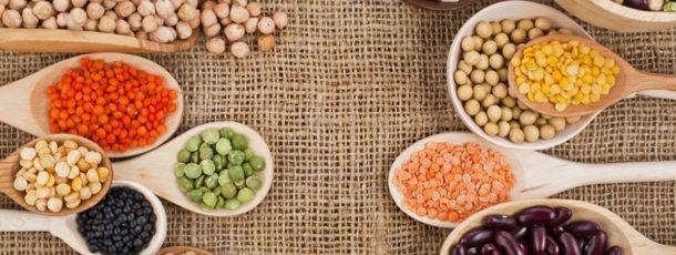 Vegetarische sporters en voldoende eiwitten